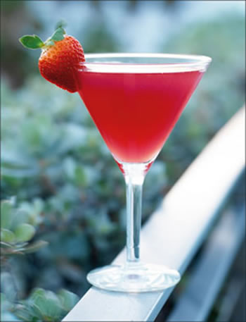 Cocktail Flirtini